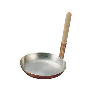 親子鍋 銅製 立柄 メイチョー