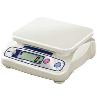 【まとめ買い10個セット品】A&D 上皿デジタルはかりSH 5kg SH5000【 業務用秤 デジタル 】 【メイチョー】