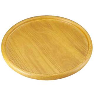 【まとめ買い10個セット品】木製ピザボード(セン材) KS-260【 ピザトレー 木製ピザ皿 ピザボード 】 【メイチョー】