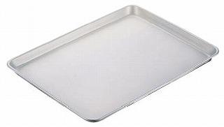 【まとめ買い10個セット品】『 ケーキバット 調理バット 』 IKD18-0抗菌フッ素加工ケーキバット 10インチ