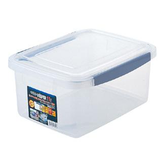 【まとめ買い10個セット品】【 保存容器 】 ラストロ[Lustro ware] ロック式ジャンボケース ワイド B-897 [M] メイチョー