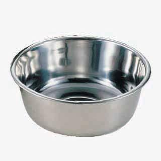 【まとめ買い10個セット品】18-0洗桶 40cm 【メイチョー】