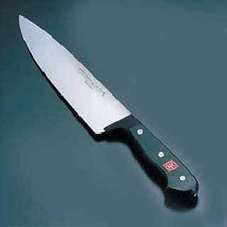 『 洋包丁 牛刀 』ヴォストフ グルメ牛刀包丁 4562-26 両刃