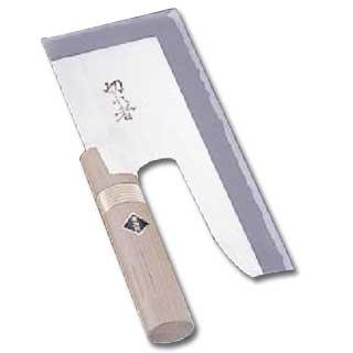 切れ者 ステンレス鋼麺切庖丁 A-1058 30cm 【 業務用 】 【 麺切り包丁 麺切り庖丁 】 メイチョー