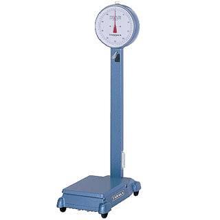 『 業務用秤 キッチンスケール 』自動台秤 C-800-50[車付] 50kg【 メーカー直送/代金引換決済不可 】