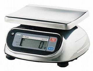 『 業務用秤 デジタル 』防水・防塵デジタル秤 20kg SL-20KWP