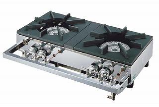 『 ガス機器 』ガステーブルコンロ用兼用レンジ S-2220 LPガス