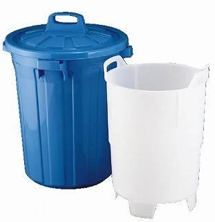 【 送料無料 】 生ゴミ水切容器 GK-60 [中容器付] 【 業務用 】 【 送料無料 】【 ゴミ受け ネット 】 【20P05Dec15】 メイチョー