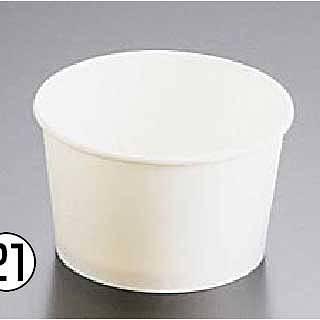 アイスクリームカップ PI-240N [1200入] 【 業務用 】 【 送料無料 】【 ストロー カップ 紙コップ関連品 】 【20P05Dec15】 メイチョー
