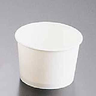 アイスクリームカップ PI-120T [1500入] 【 業務用 】 【 送料無料 】【 ストロー カップ 紙コップ関連品 】 メイチョー