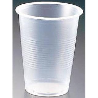 【まとめ買い10個セット品】プラスチックカップ(半透明) 6オンス(3000個入)【 ストロー カップ 紙コップ関連品 】 【メイチョー】