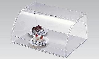 『ケーキカバー 菓子作り』 ケーキドーム アクリル製 菓子ケース No.1【開業プロ】