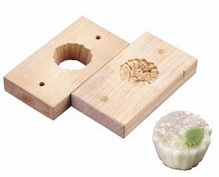 『物相型 和菓子 お菓子作り』手彫物相型[上生菓子用] あじさい【開業プロ】
