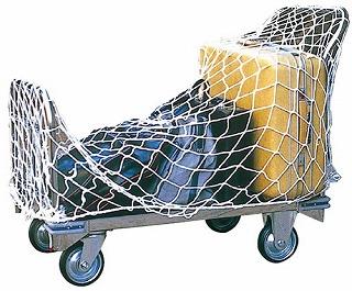 バゲッジネット FW-50B 【 メーカー直送/後払い決済不可 】 【 業務用 】 【 送料無料 】【 運搬台車 】 【20P05Dec15】 メイチョー
