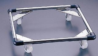 SA18-8グラスラックドーリー SA580-A 【 業務用 】 【 送料無料 】【 洗浄用ラック 】 【20P05Dec15】 メイチョー
