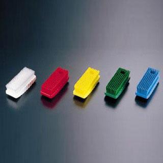 【まとめ買い10個セット品】ヴァイカン まな板洗浄ブラシ 6441 ブルー【 キッチンブラシ まな板 カッティングボード ブラシ 掃除 】 【メイチョー】