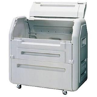 『 ゴミ箱 ゴミステーションボックス 』セキスイ ジャンボダストボックス#700 SDBS70H キャスター無【 メーカー直送/代金引換決済不可 】