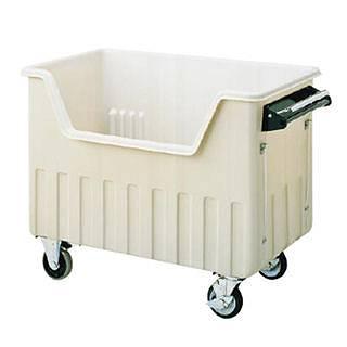 超高品質で人気の 『 ゴミ箱 ゴミステーションボックス 』セキスイ ゴミ箱 ダストカート[520L] EDC5G 『 ブレーキ無【 』セキスイ メーカー直送/後払い決済不可】, シエルタ:84b80014 --- rekishiwales.club