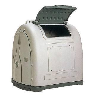 『 ゴミ箱 ゴミステーションボックス 』ポイスター 一般ゴミ用 POP-1200SSX【 メーカー直送/後払い決済不可 】