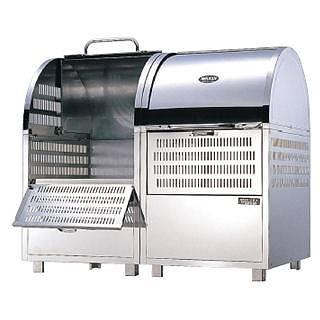 『 ゴミ箱 ゴミステーションボックス 』環境ステーション 連結タイプ WS-1200【 メーカー直送/後払い決済不可 】