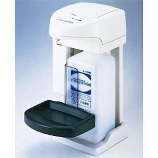 自動手指消毒器 て・きれいきMINI TEK-M1A 【 業務用 】 【 送料無料 】【 手指消毒器 】 メイチョー