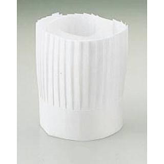 【まとめ買い10個セット品】マトファ シェフハット(紙製10枚入) 760301(H22.5cm)