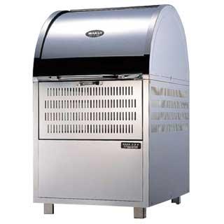 『 ゴミ箱 ゴミステーションボックス 』環境ステーション スタンダードタイプ WS-900 キャスター付【 メーカー直送/代金引換決済不可 】