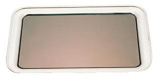 UKチーズトレイ[18-8角盆付] 【 業務用 】 【 送料無料 】【 食器 トレイ トレー 盆 カービングボード 】 【20P05Dec15】 メイチョー