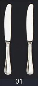 【まとめ買い10個セット品】SA18-12センティア デザートナイフ[刃無][カトラリー]【 人気カトラリー業務用カトラリーおすすめカトラリー販売通販 】 メイチョー