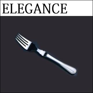 【まとめ買い10個セット品】『 フィッシュフォーク 』18-8ステンレス エレガンス フィッシュフォーク[カトラリー]