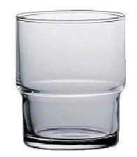 【まとめ買い10個セット品】HSスタックタンブラー [6ヶ入] 00345HS 【 業務用 】【 食器 グラス ガラス おしゃれ】 メイチョー