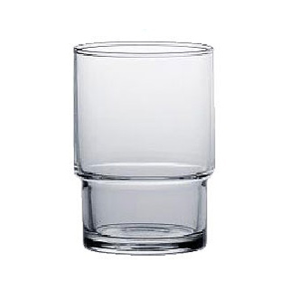 【まとめ買い10個セット品】HSスタックタンブラー [6ヶ入] 00346HS 【 業務用 】【 食器 グラス ガラス おしゃれ】 メイチョー