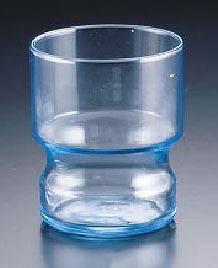 【まとめ買い10個セット品】パブ 9タンブラーブルー CB-02152-BL[6入] 【 業務用 】【 食器 グラス ガラス おしゃれ】 メイチョー
