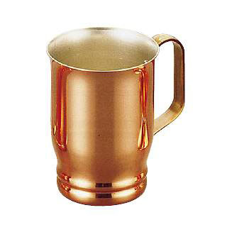 【まとめ買い10個セット品】SW 銅コーヒーマグ 12オンス【 ビール マグカップ 】 【メイチョー】