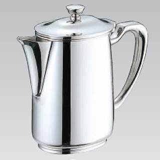 『 コーヒーポット 』UK18-8B渕ロイヤルコーヒーポット ショートスポット 3人用