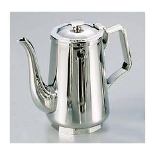 『 コーヒーポット 』SW18-8角型コーヒーポット 5人用