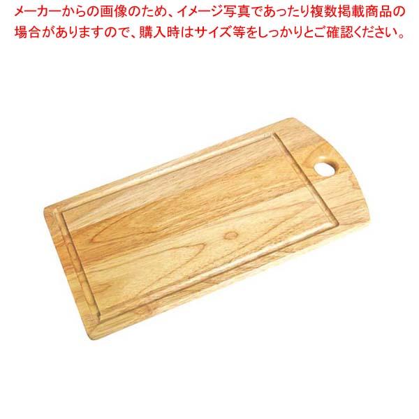 【まとめ買い10個セット品】 ラバーウッド カッティングボード角 KT-031 【メイチョー】【 和・洋・中 食器 】