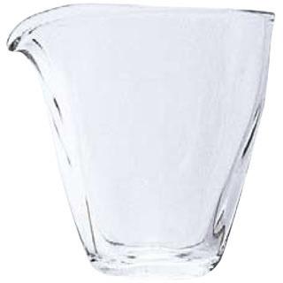 【まとめ買い10個セット品】てびねり 片口フリーカップ[3ヶ入] P6697 【 業務用 】【 和風 グラス ガラス おしゃれ】 メイチョー