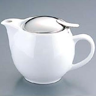 【まとめ買い10個セット品】ゼロ ユニバーサルティーポット BBN-03 4人用 【 業務用 】【 ZEROJAPAN[ゼロジャパン] 紅茶 ティーポット 紅茶ポット テーブルウェア 卓上用品 卓上品 】 メイチョー