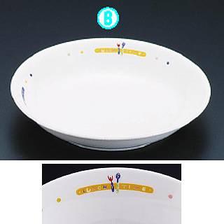 【まとめ買い10個セット品】キッズメイト ランチタイムトリオ 深菜皿 21180-LT