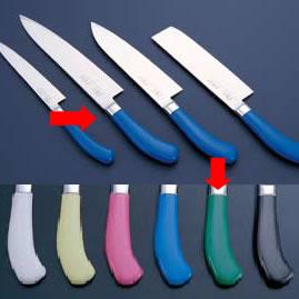 『 洋包丁 牛刀 』TKG PRO 抗菌カラー 牛刀包丁 両刃 27cm グリーン