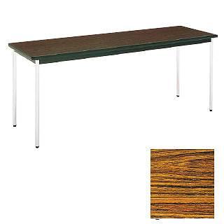 テーブル(棚無) MT2703  (A)チーク メイチョー