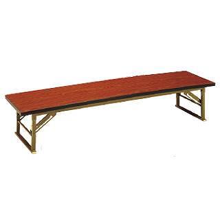 座敷テーブル(ローズ柄) Z156-RB メイチョー