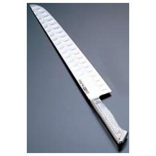 『 洋包丁 筋引 』【 筋引包丁 スライサー 】グレステンMタイプ カービングナイフ 533TM 33cm