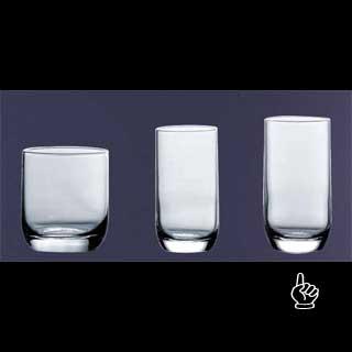 【まとめ買い10個セット品】シャトラン タンブラー[6ヶ入] 08306HS 【 業務用 】【 食器 グラス ガラス おしゃれ】 メイチョー