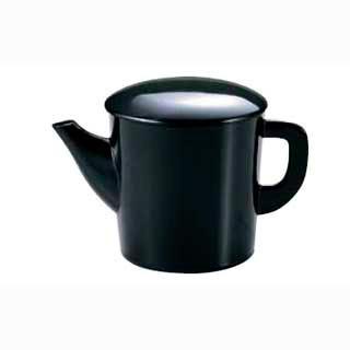 【まとめ買い10個セット品】丸湯筒 黒 45151070 (大)