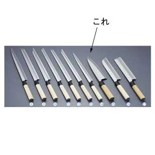 『 和包丁 ふぐ引包丁 』堺實光 上作 出刃[片刃]13.5cm 17531