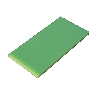 『 まな板 業務用 1000mm 』瀬戸内 一枚物カラーまな板 グリーン K10B 1000×400×H30mm【 メーカー直送/代金引換決済不可 】