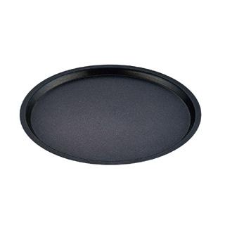 【まとめ買い10個セット品】18-8 ムラノ テフロン ピザパン 24cm 【メイチョー】
