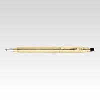 【まとめ買い10個セット品】 クラシックセンチュリー ボールペン 4502 ゴールド 黒 【メイチョー】
